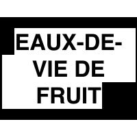 Eaux-de-vie de fruit
