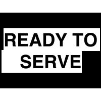 Ready To Serve