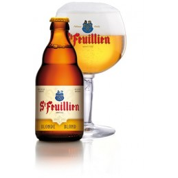 St Feuillien blonde (Casier...