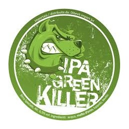 Silly Green Killer IPA (Fût...