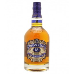 Chivas Regal 18 years 40%...