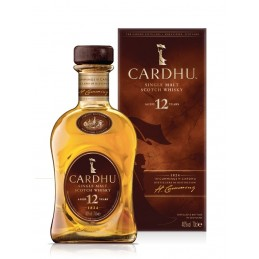 Cardhu 12 years - 40% vol -...