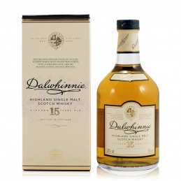 Dalwhinnie 15 years - 43%...