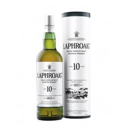 Laphroaig 10 years - 40%...