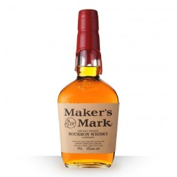 Maker's Mark - 45% vol - 70cl