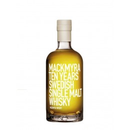 Mackmyra 10 years 46,1% vol...