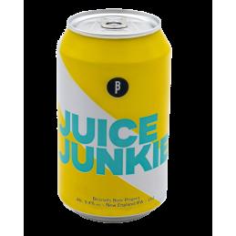 Juice Junkie (Canettes 24 x...