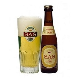 SAS pils (Casier de 24 x 25cl)