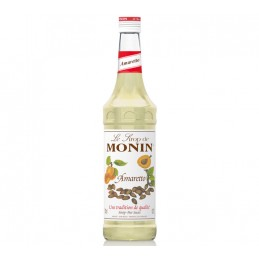 Monin - Sirop d'Amaretto -...