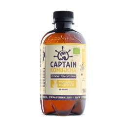 Captain Kombucha Pineapple...