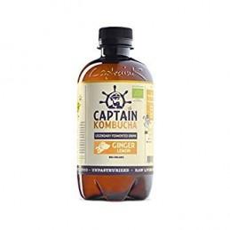 Captain Kombucha Ginger...
