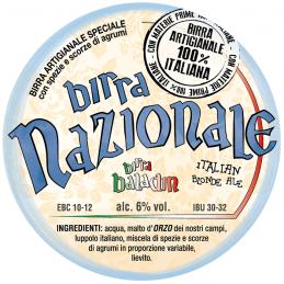Baladin Birra Nazionale...