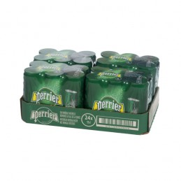 Perrier Naturel 24x33cl en...