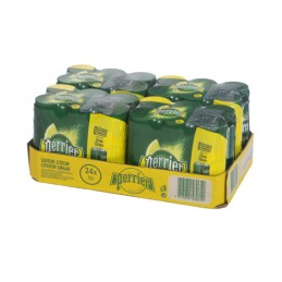 Perrier Citron 24x33cl en...