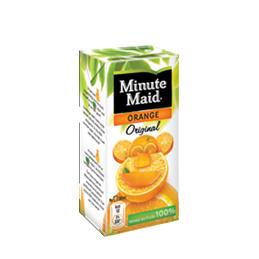 Minute Maid Orange 8 x 20cl