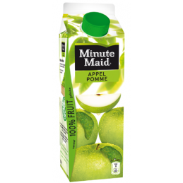 Minute Maid Pomme (4 x 1L...