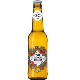 The Good Cider Apple...