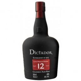 Dictador 12 ans - 40% vol -...