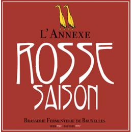 Rosse Saison - L'Annexe...