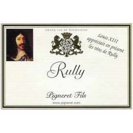 Rully Domaine Pigneret Fils...