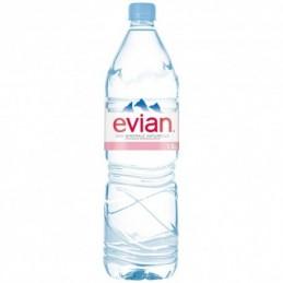 Evian eau minérale...