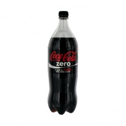 Coca-Cola Zéro (8 x 1,5L PET)