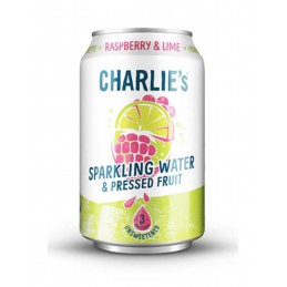 Charlie's Rasberry & Lime...