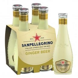 San Pellegrino Ginger Beer...