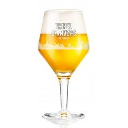 Verre à Bière Triple d'Anvers