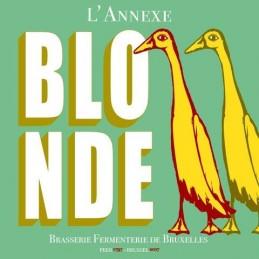 Blonde Bio - L'Annexe...