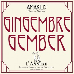 Amarilis Ginger Beer -...