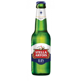 Stella Artois 0.0% (Casier...