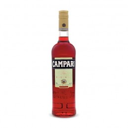 Campari Bitter - 25% vol - 1L