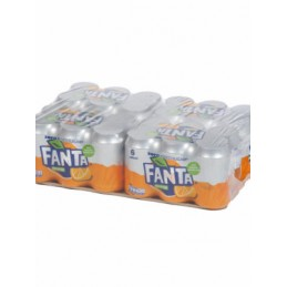 Fanta Orange Zéro (24 x...