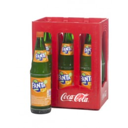 Fanta Orange (Casier de 6 x...