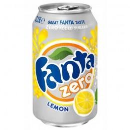 Fanta Lemon Zéro (24 x 33cl...