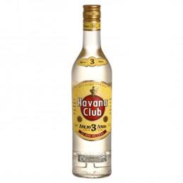 Havana Club Blanco 3 ans -...