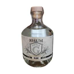 Rhum Little G - Blanc 45%...