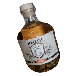 Rhum Little G - Spiced 40%...