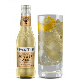 Fever-Tree Ginger Ale (24 x...