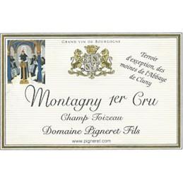"""Montagny 1er Cru """"Champs..."""