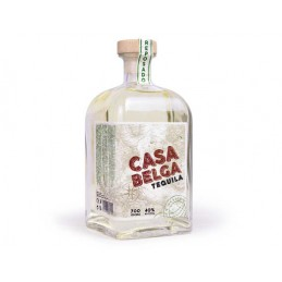 Tequila Casa Belga Reposado...
