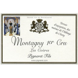 """Montagny 1er Cru """"Les..."""