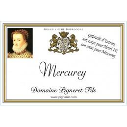 Mercurey Rouge La Chagnée...