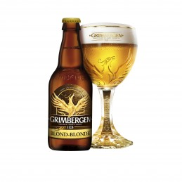 Grimbergen Blonde (Casier...