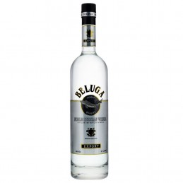 Beluga vodka 40% vol 70cl
