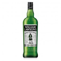 William Lawson's whisky 40%...