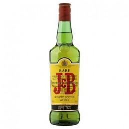 J & B Scotch whisky 40% vol...