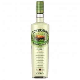 Zubrowka Bison Vodka 40%...