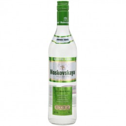 Moskovskaya vodka 40% vol 1L